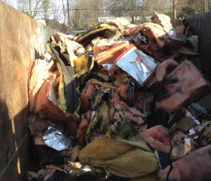 We remove damaged materials from New Milford area homes