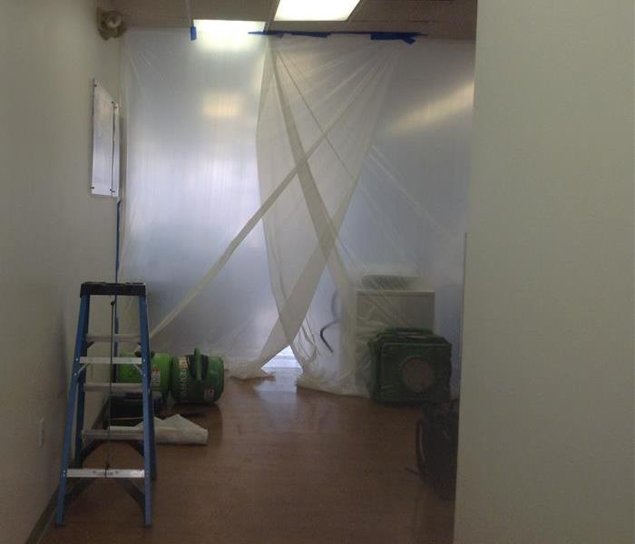 Restoring Commercial Water and Mold Damage in Brookfield, CT