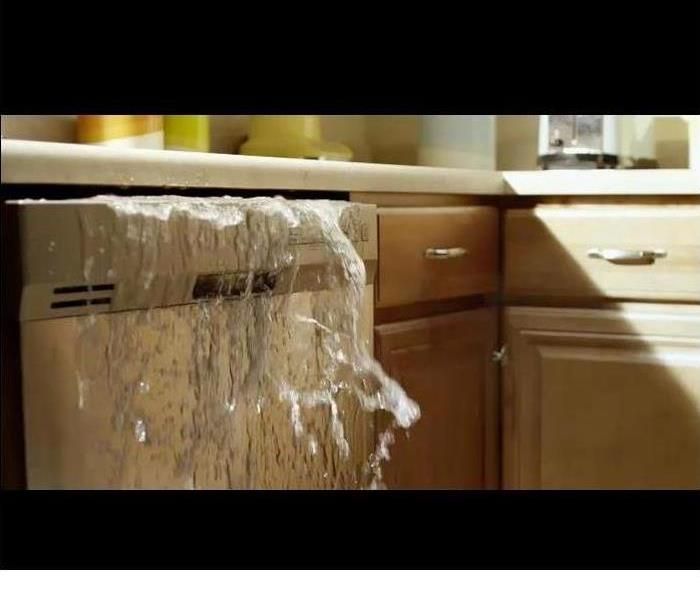 Water Damage Home Appliance Leaks Cause Water Damage in Newtown