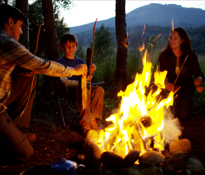 Fire Damage Tips to Keep Your Campfire Safe This Summer