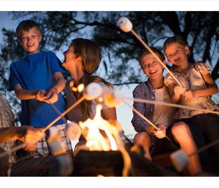 Fire Damage Safely enjoy a camp fire in Litchfield County with these tips
