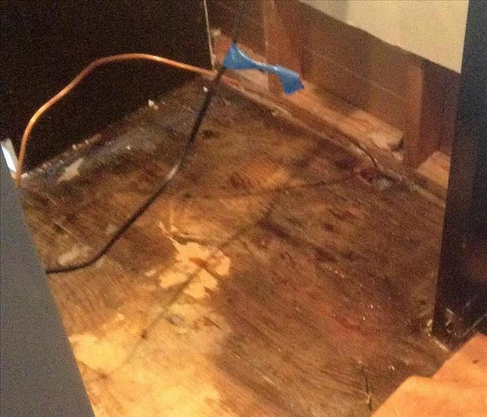 Water Damage What if you have water damage caused by a third party in Fairfield County?