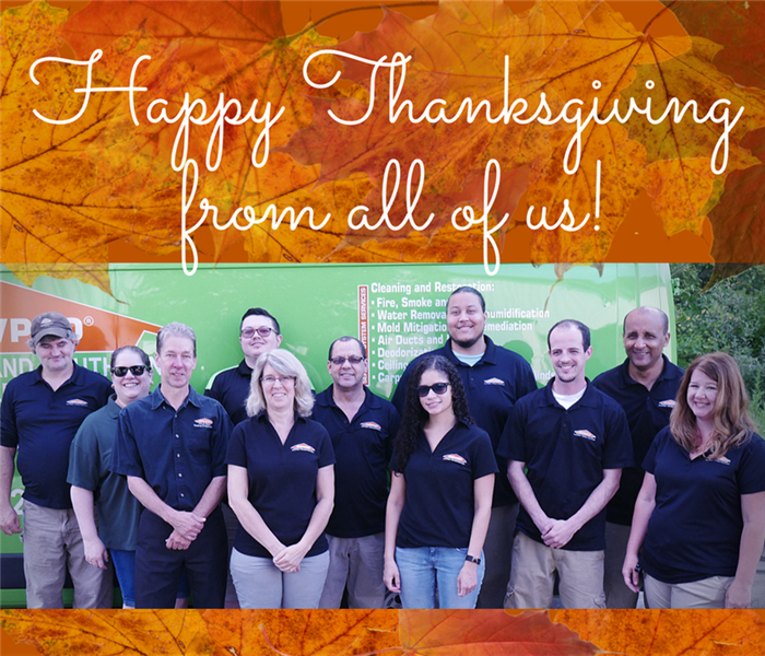 General This Thanksgiving, and every other day, we are grateful for our employees.